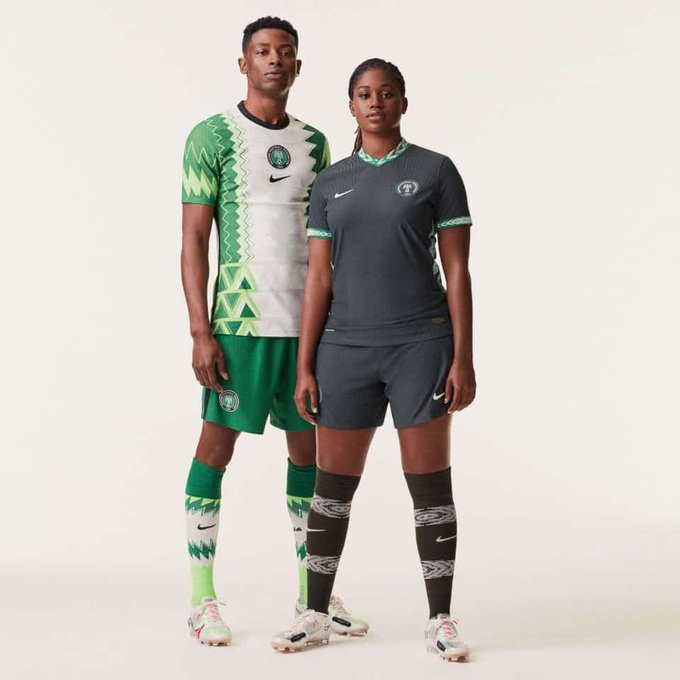 Super Eagles: Nike Unveils New kit, inspired by Traditional Agbada Design - Brand Spur