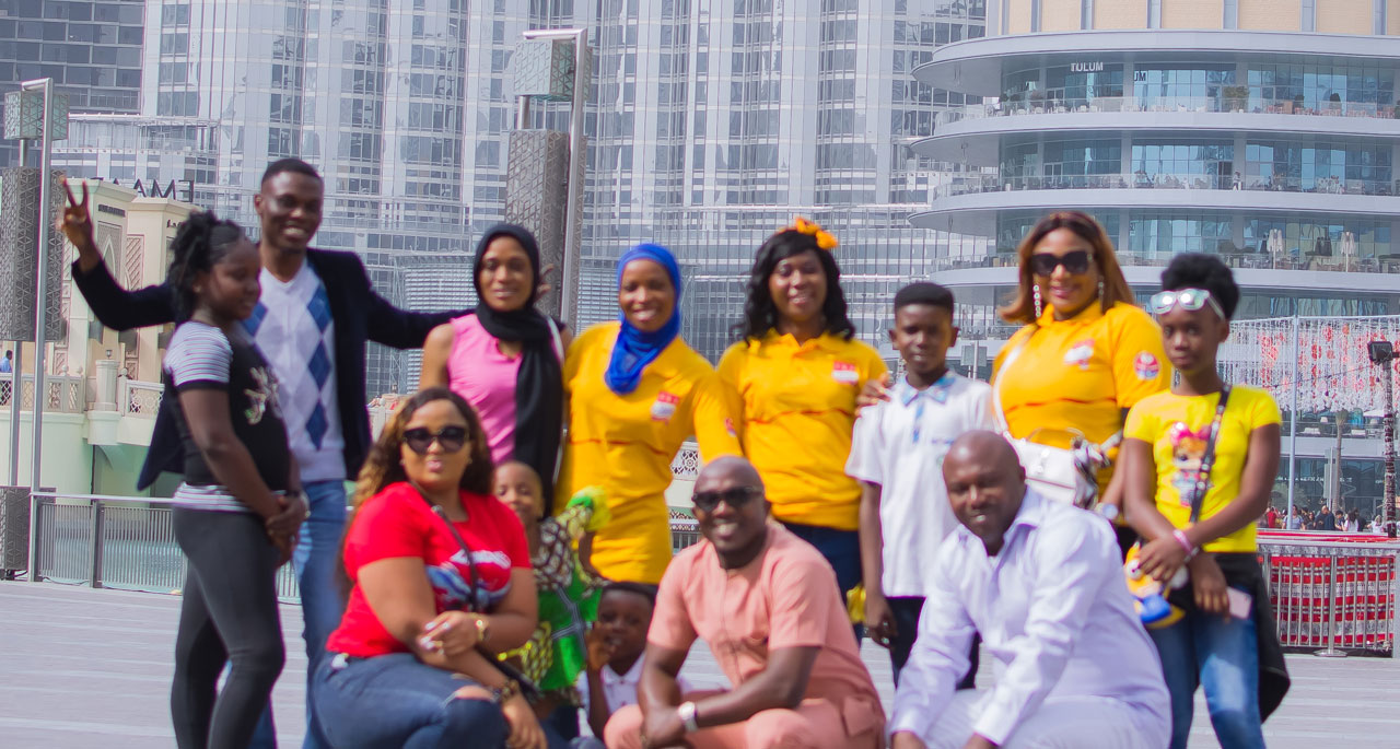 Three Crowns Milk Sponsors Mum Of The Year Winners, Their Families To Vacation In Dubai (Photos)