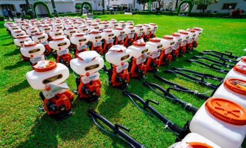 COVID-19: Lagos Deploys Fumigation Equipment to Local Government Councils - Brand Spur