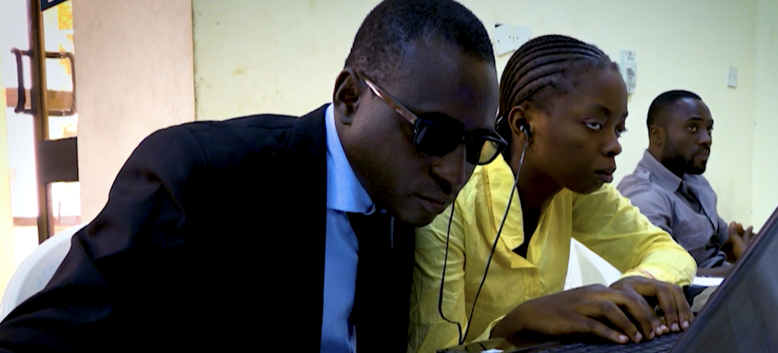 Video: Gripping Story of Blind Girl Who is now A Management Consultant