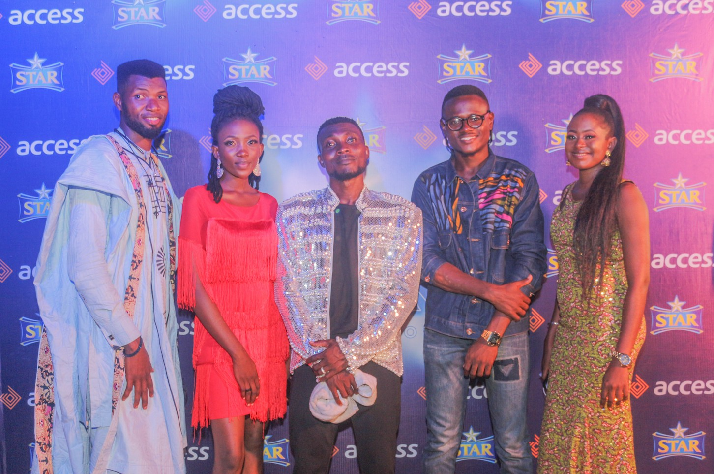Access The Stars — Here's Our First Impression Of The Contestants And Judges (Photos) - Brand Spur