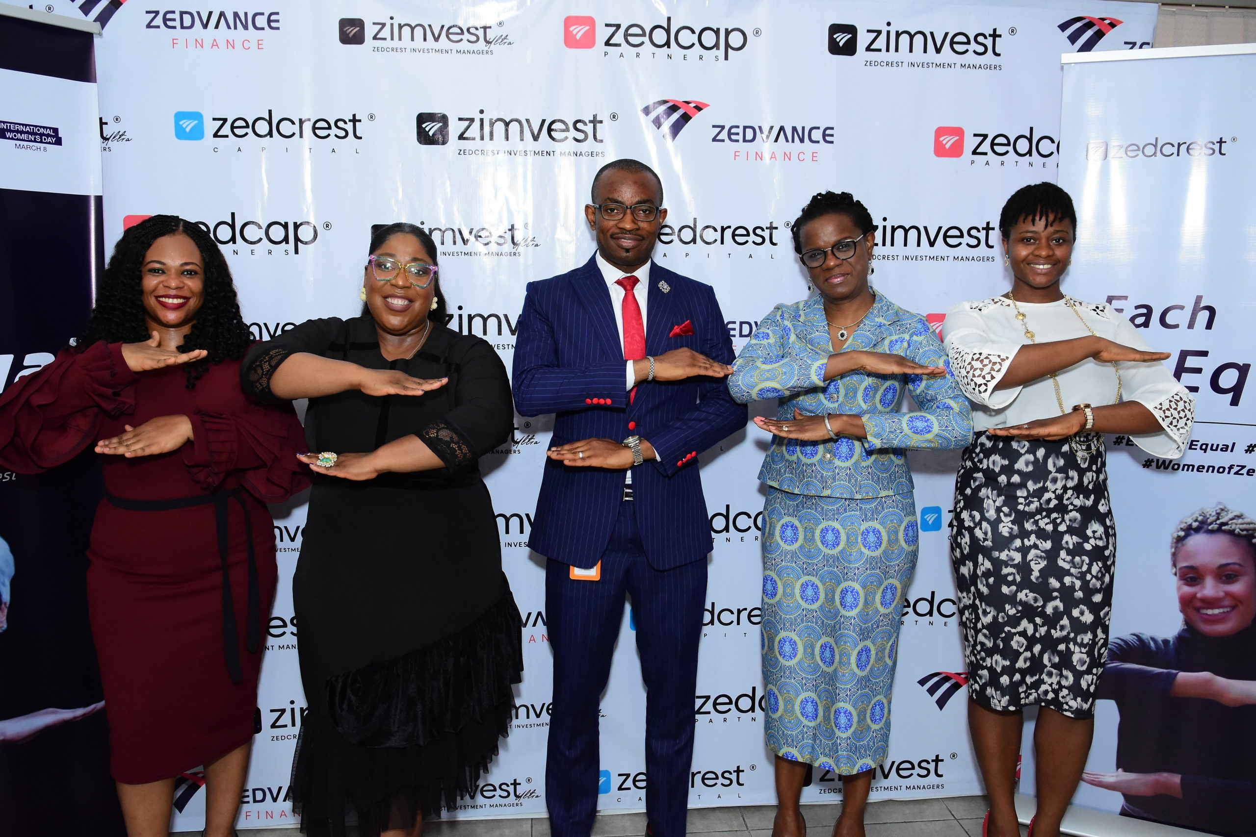 IWD 2020: Zedcrest Charges Women on Excellence, Leadership - Brand Spur