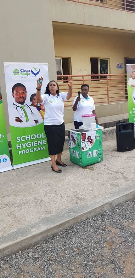 LASG takes Hand Washing Advocacy to Primary Schools, Restates Efforts to Contain COVID-19 - Brand Spur