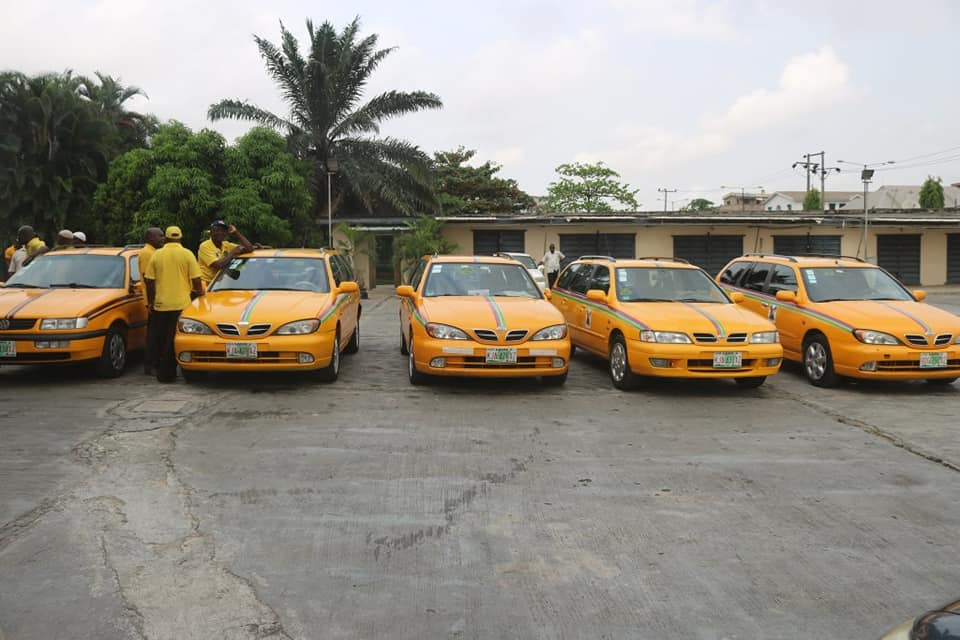 Lagos Yellow Taxi/Cab Drivers Launch Operational Mobile App (Photos) - Brand Spur