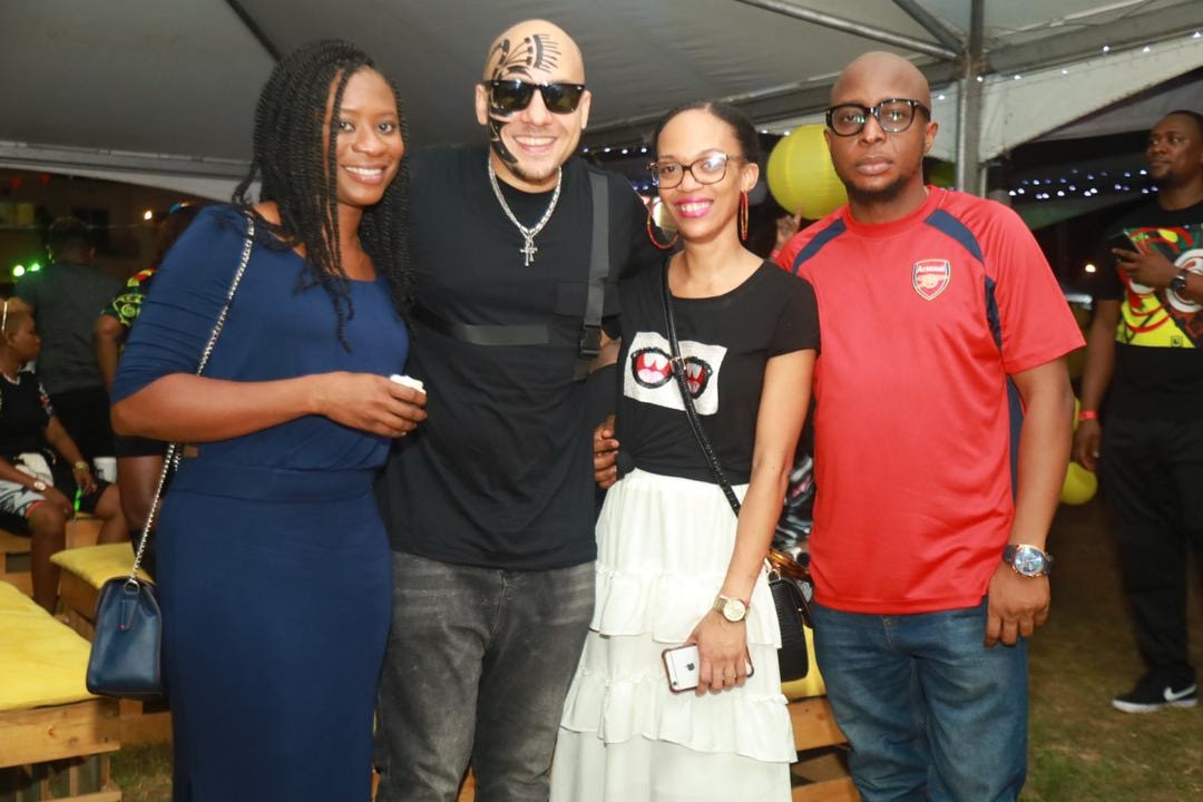 How Celebrities Turned Out For MTV Base Island Block Party