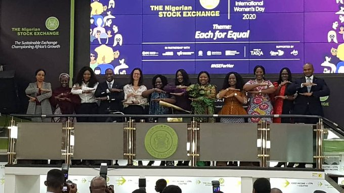 NSE Commemorates 2020 International Women's Day and Rings the Bell for Gender Equality - Brand Spur