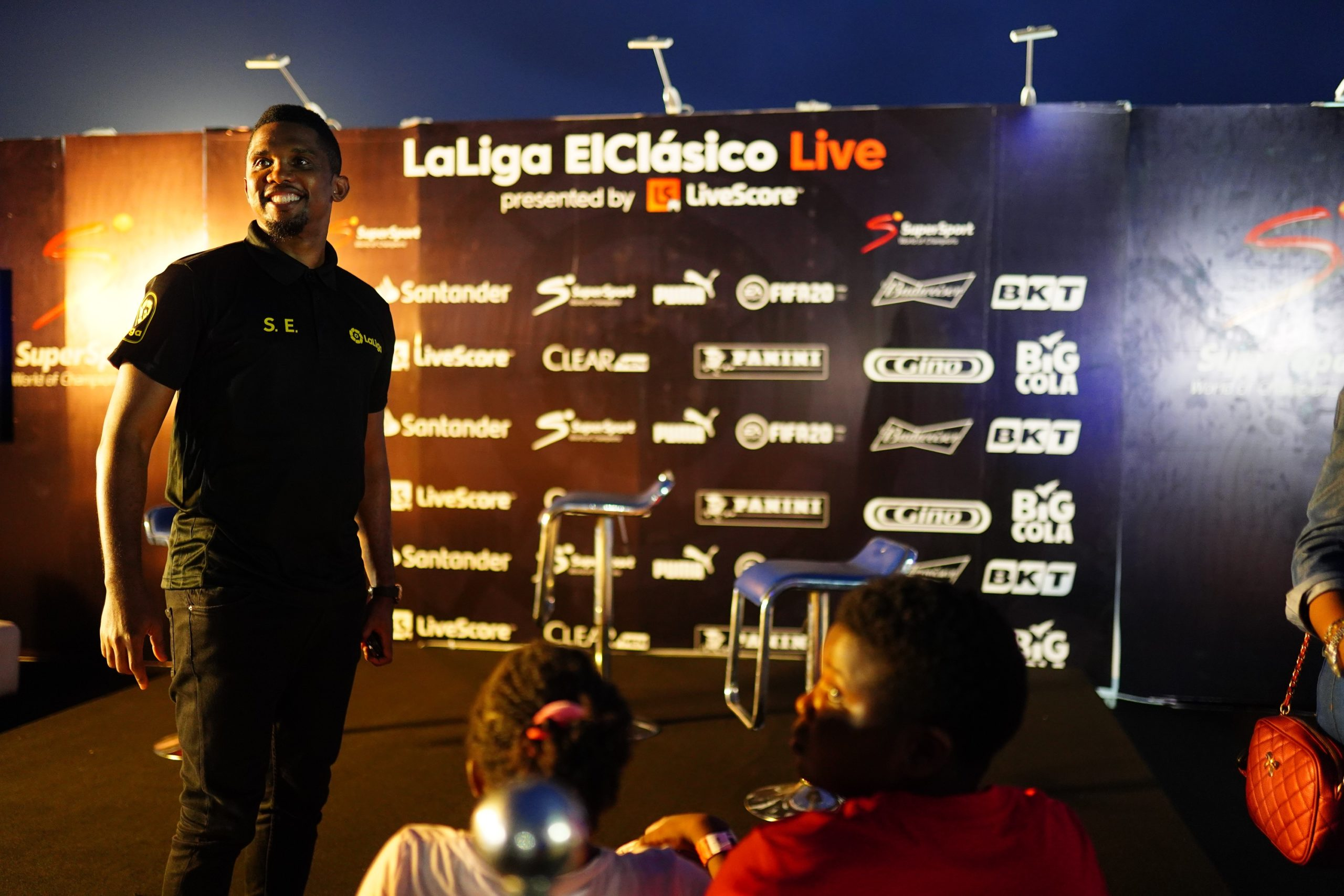 LaLiga Delights Over 1000 Fans With The First ElClásico Viewing Party In Lagos (Photos) - Brand Spur