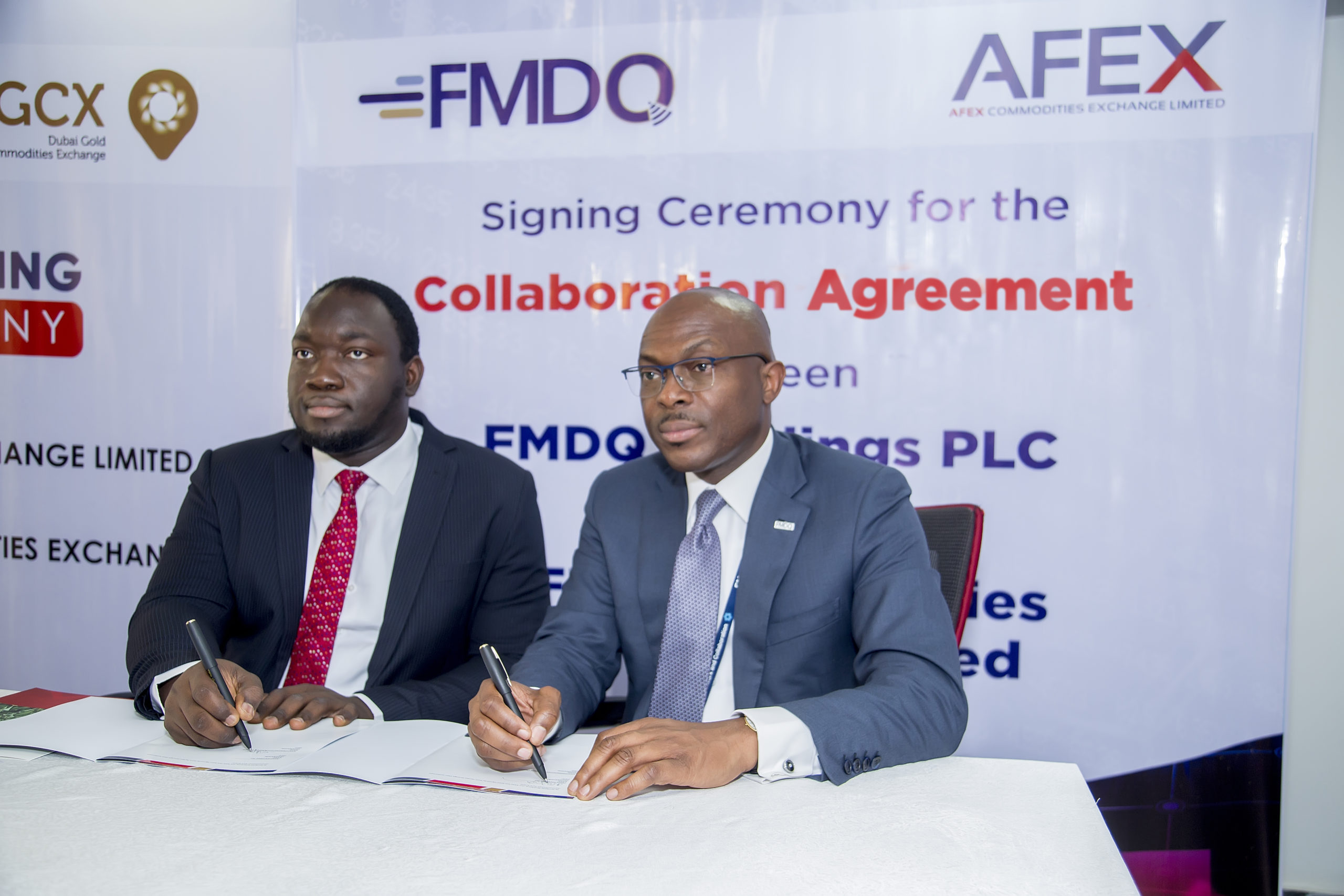 AFEX and FMDQ Sign MoU to Promote Product Innovation for Nigeria's Capital Market