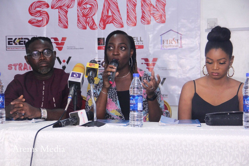 STRAIN - A Sickle Cell Themed Movie To Release Later This Year - Brand Spur