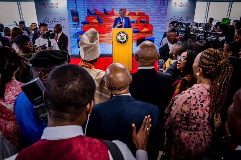Sanwo-Olu Commissions UBA Business Office At New Ultra-Modern Afriland Towers (Photos) - Brand Spur