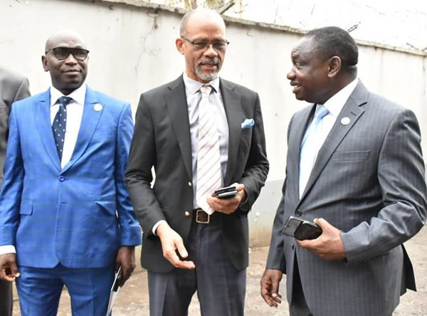 Sanwo-Olu Seeks Stakeholder Support to Curb Spread of COVID-19 (Photos) - Brand Spur