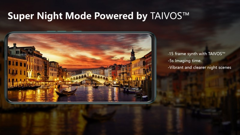 Africa's First Online Product Launch is Coming With TECNO CAMON 15 Series' Launch With Wizkid On Facebook & DSTV (Photos)
