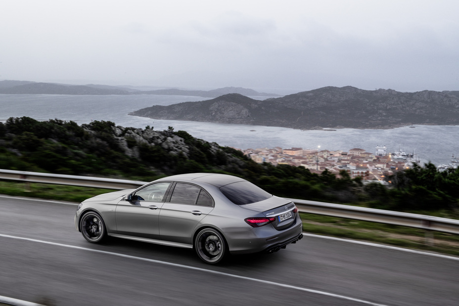 The New Mercedes-AMG E 53: Extensive Update With a Fresh Look And Advanced Equipment - Brand Spur