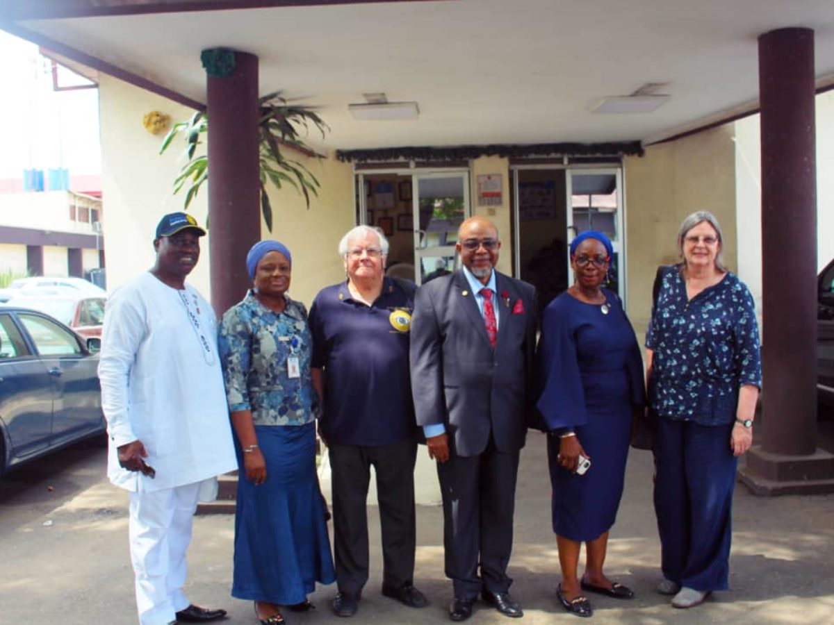 Rotary Club plant trees against climate change impact in Abuja