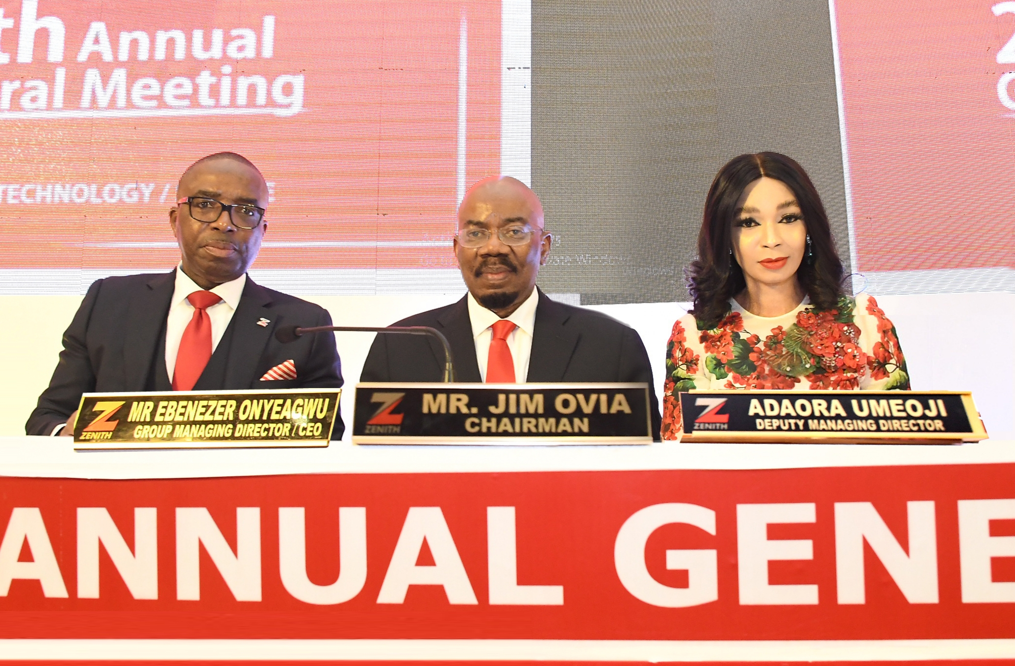 Zenith Bank Fetes Shareholders With Dividend Payout Of N87.9 Billion - Brand Spur