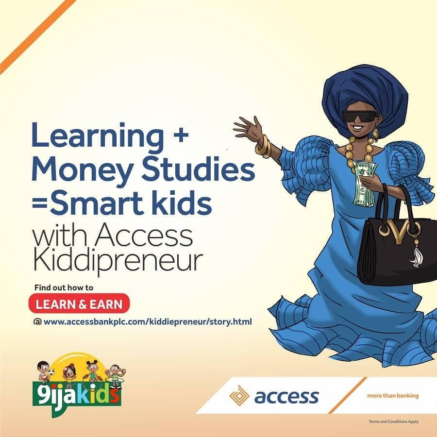 Access Bank Partners 9ijakids to Help Kids Learn the Fun Way - Brand Spur