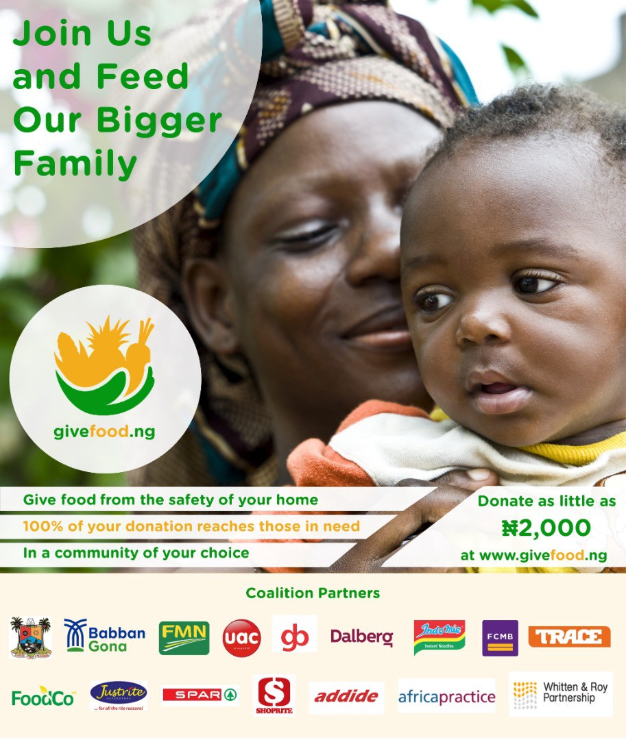Givefood.Ng Rolls Out Initiative To Provide 1 Million Meals Every Week, In Support Of Vulnerable Communities - Brand Spur
