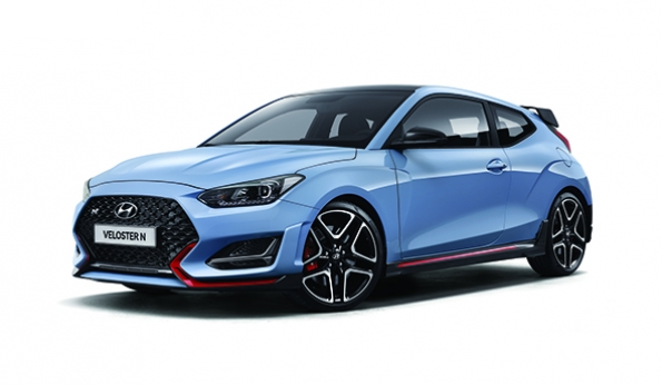 Hyundai Unveils the New Veloster N with 8-Speed DCT - Brand Spur