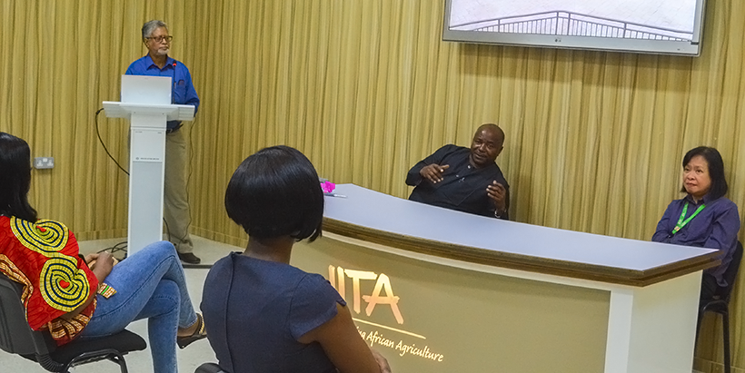 IITA commissions new meeting facility at HQ in Ibadan - Brand Spur