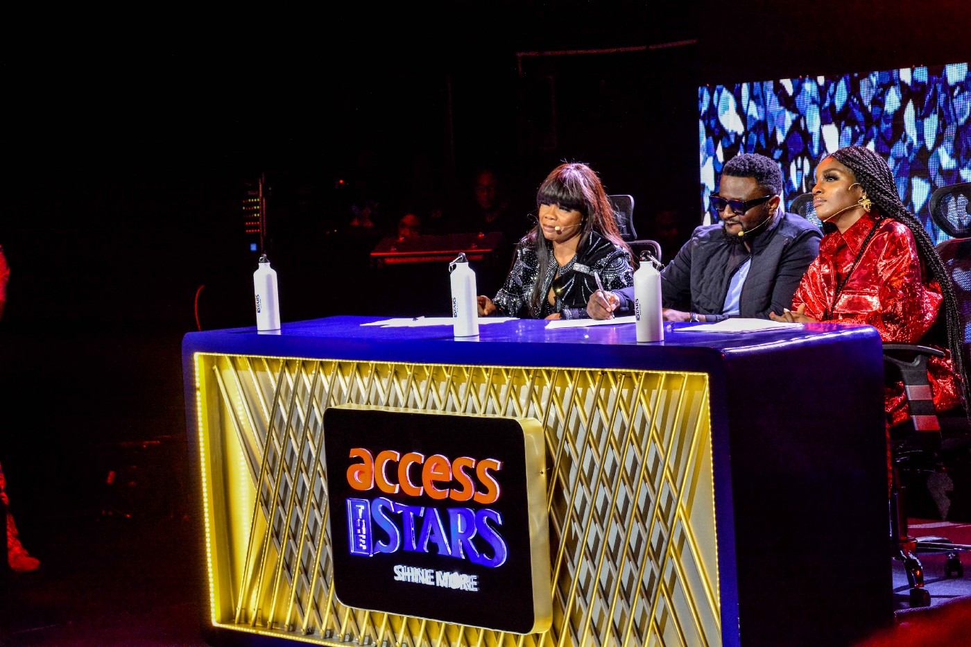 Loven Emerges Winner of 'Access The Stars', Wins 150 Million Naira In Prizes - Brand Spur