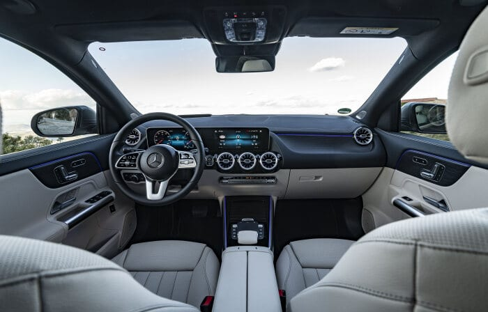 The New Mercedes-Benz GLA: More Character, More Space, More Safety - Brand Spur