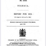 THROWBACK: How Influenza killed 500,000 out of 18 million Nigerians in 1918 - Brand Spur