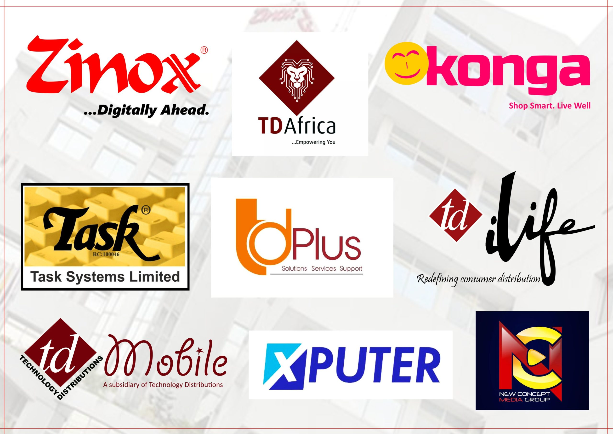 Lockdown Palliatives: Zinox Group, Konga To Feed Over 7000 Families For Two Weeks Through Staff - Brand Spur