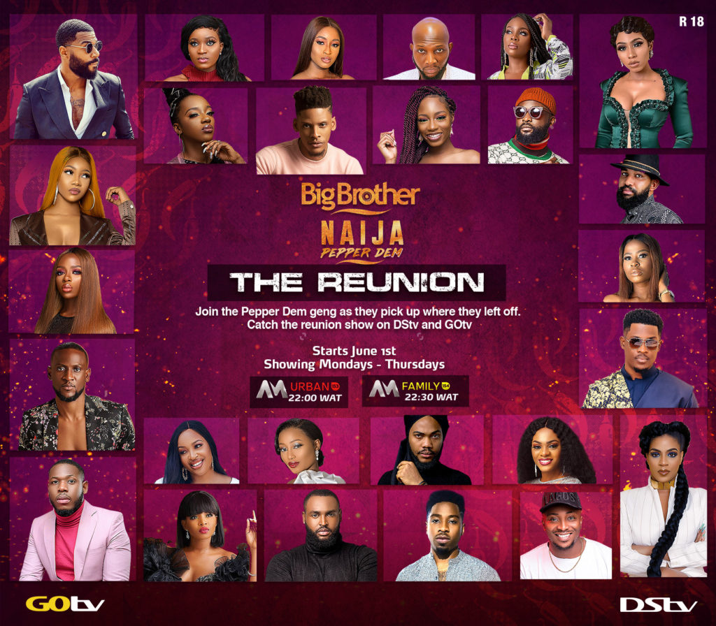 5 Things to Expect from the Pepper Dem Reunion Show
