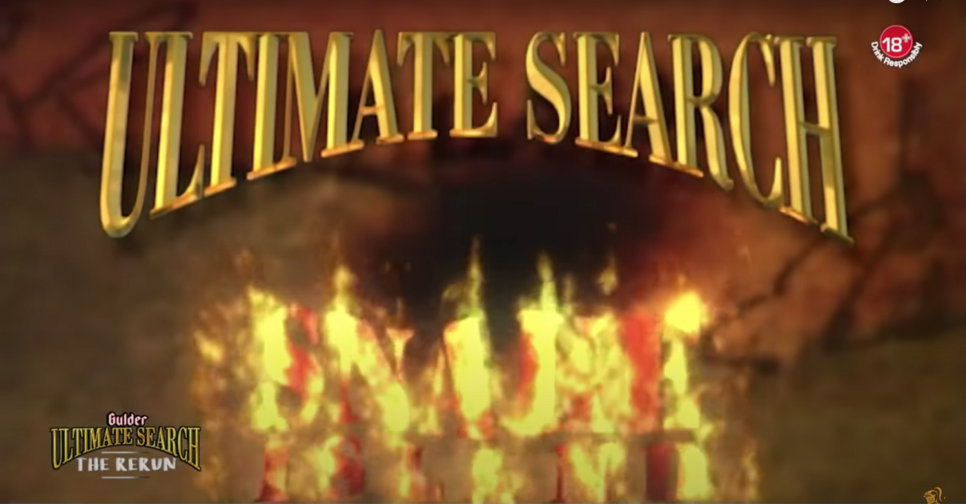 Gulder Ultimate Search Returns with Repeat Episodes of Past Seasons - Brand Spur