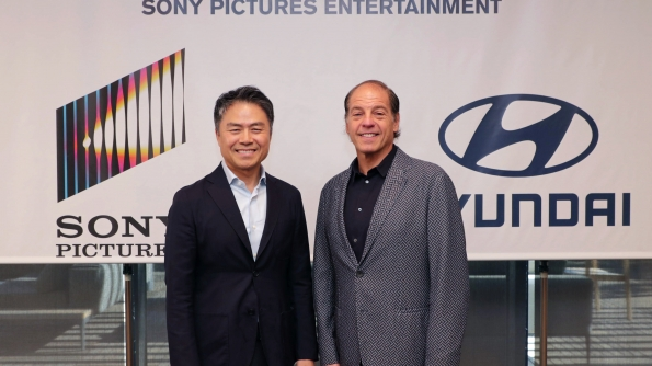 Hyundai Motor and Sony Pictures Entertainment Announce Unique and Pioneering Multi-Picture Promotional Partnership - Brand Spur