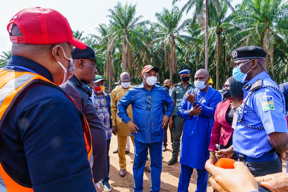 Imo State Government moves to Revive ADAPALM Plantation (Photos) - Brand Spur