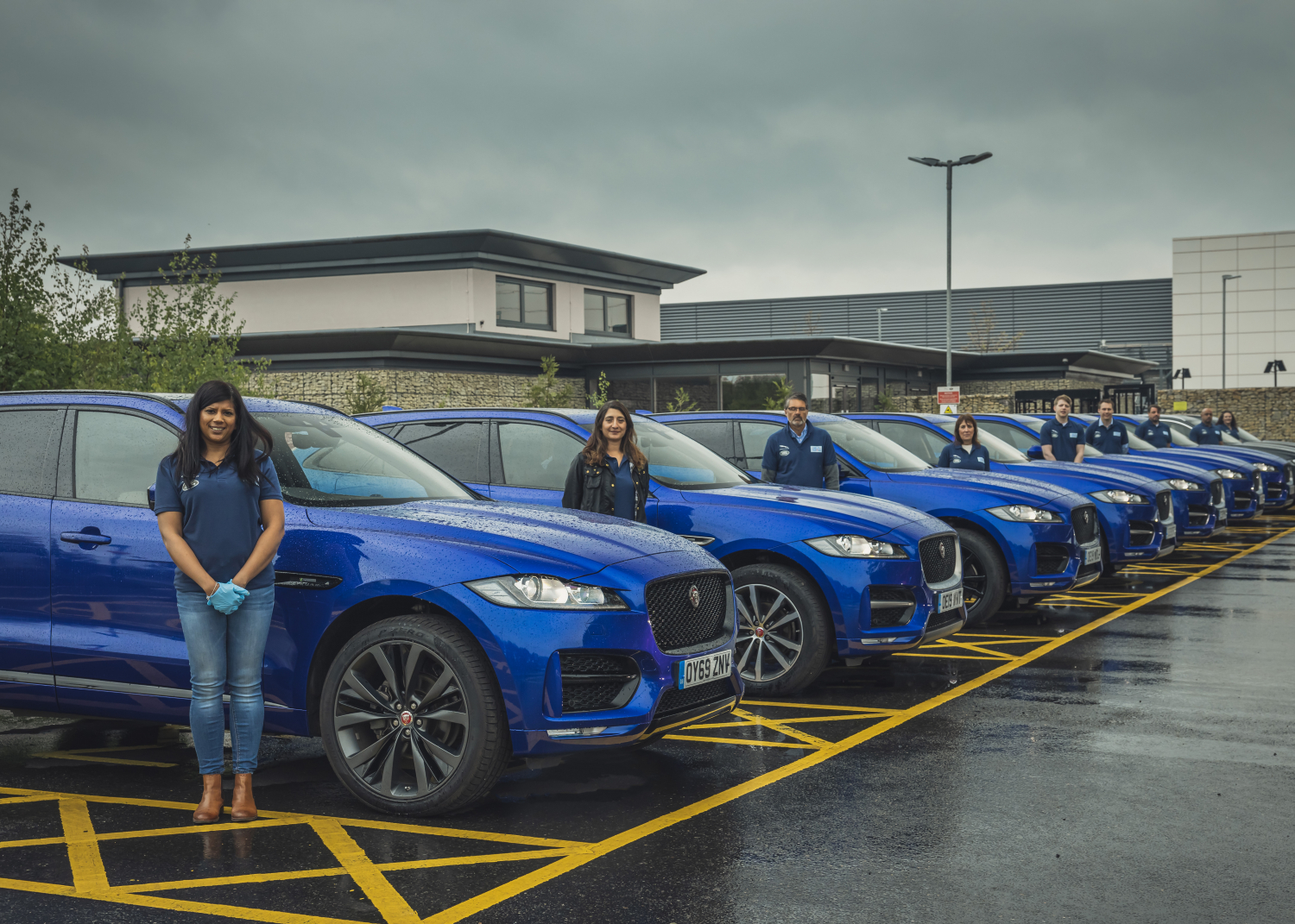 Jaguar And Land Rover Coronavirus Support: Over 360 Vehicles Deployed Globally To Support Emergency Response - Brand Spur