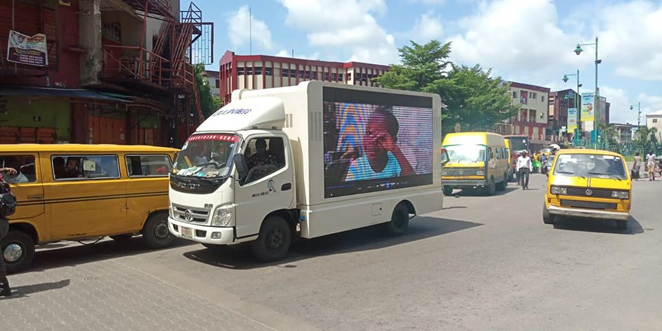 COVID-19: Lagos Commences Mobile Advocacy Campaign (Photos) - Brand Spur