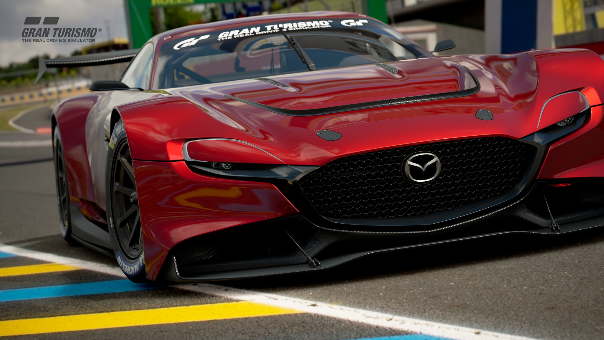 Mazda Debuts Virtual Race Car, RX-Vision GT3 Concept - Brand Spur