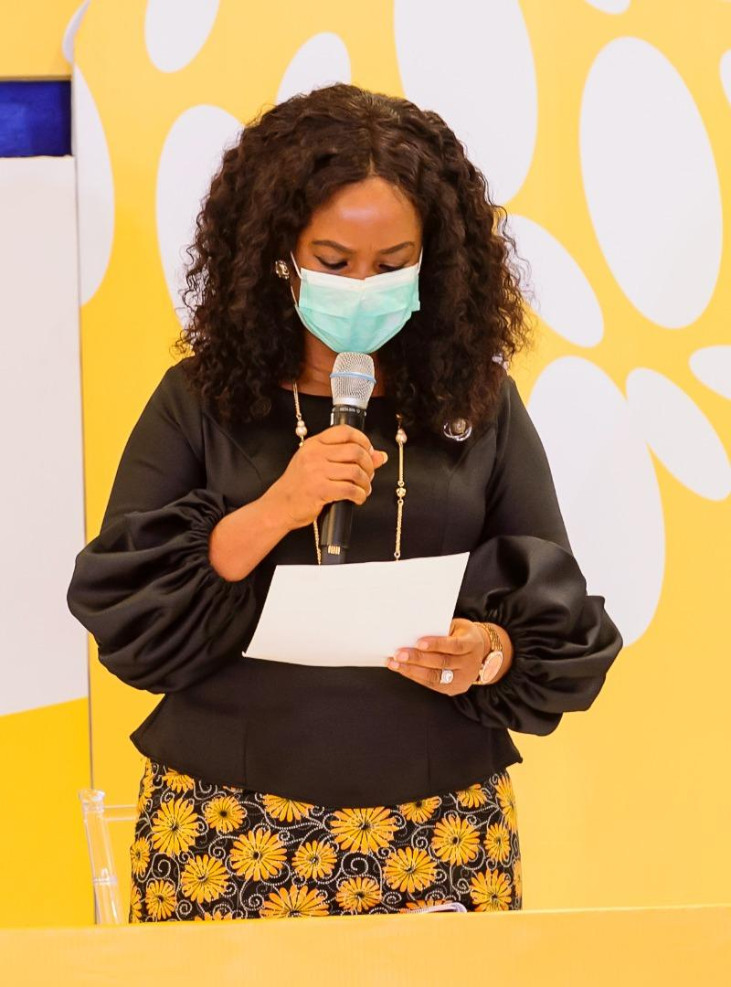 Social Distancing: Photos from MTN Nigeria Annual General Meeting - Brand Spur