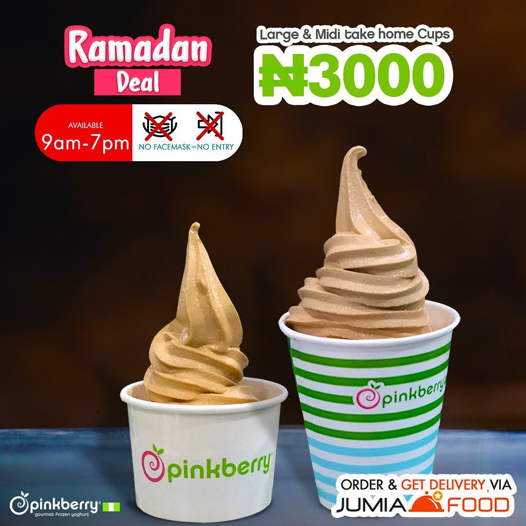 Domino's Pizza, Cold Stone Creamery and Pinkberry Yoghurt is spreading smiles with amazing deals this May! - Brand Spur