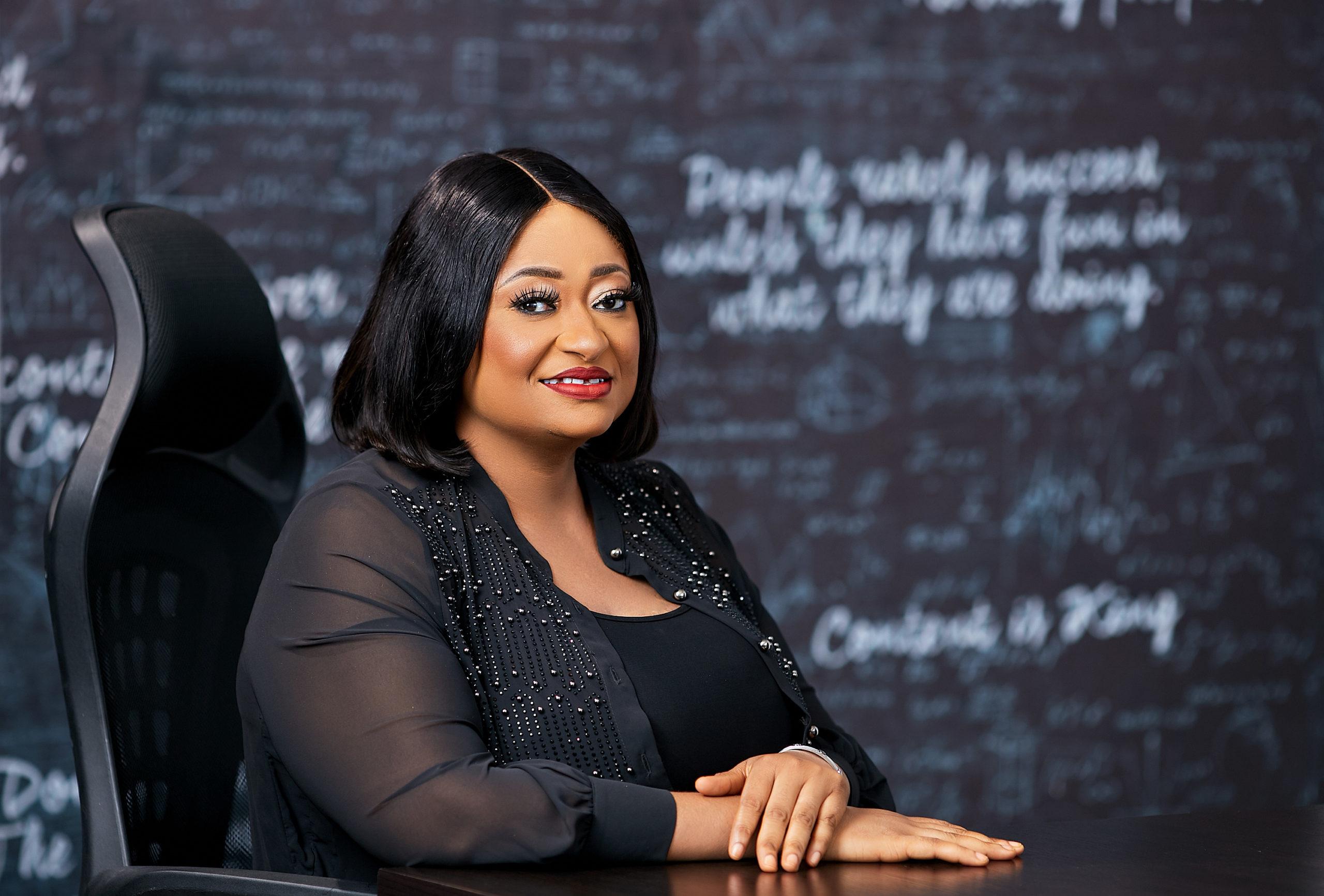 Ronke Oshodi-Oke Stuns in New Photos - Brand Spur