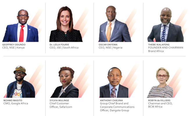 Stock Exchange CEOs to join Brand Africa at launch of the Top 100 best brands in Africa on Africa Day - Brand Spur