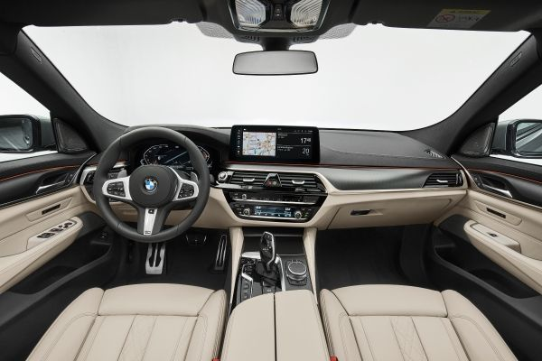The new 2021 BMW 6 Series Gran Turismo - Brand Spur