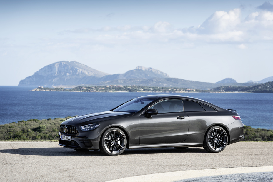 The new 2021 Mercedes-AMG E 53 Coupe and Cabriolet: More sport, more individuality, more AMG - Brand Spur