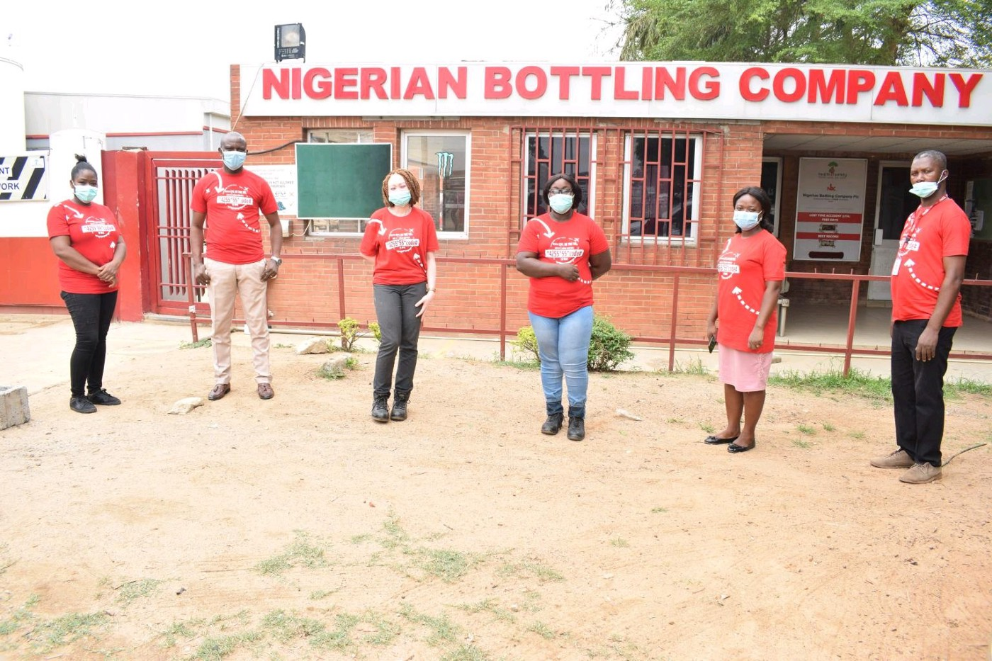 COVID-19: The Coca-Cola System and The Coca-Cola Foundation commit approximately $17m across Africa - Brand Spur