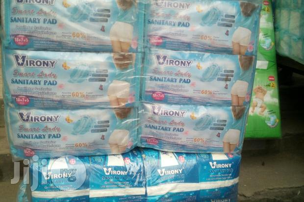 Image result for virony sanitary pad