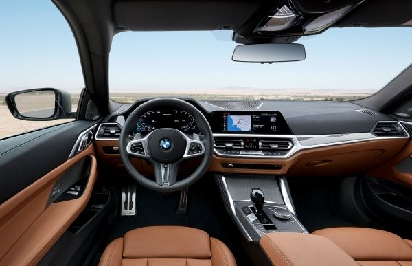 The all-new BMW 4 Series Coupé - Brand Spur