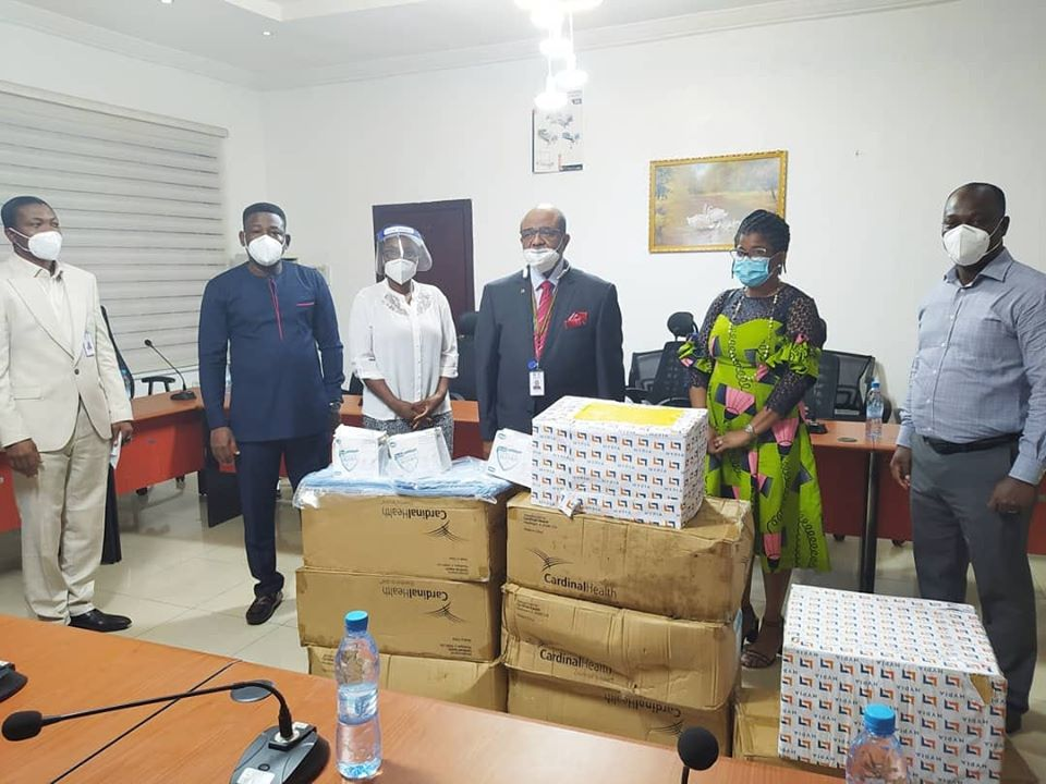 Daystar Christian Centre Donates PPE to LASUTH - Brand Spur