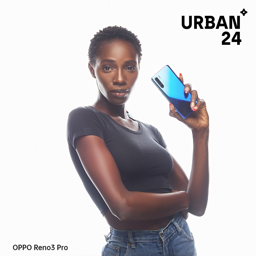 Meet the Winners of the Viral Urban24 Modelling Contest by OPPO Nigeria