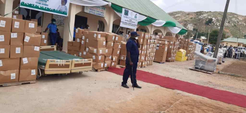 Foundation Donates $380,000 Worth of Medical Supplies to Taraba - Brand Spur