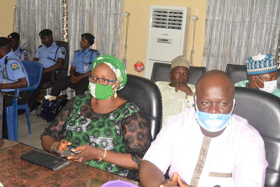 Gov. Ishaku Inaugurates Community Policing Committee - Brand Spur