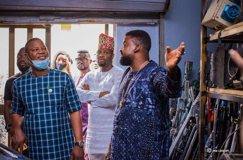 Governor's Aide Commends Kunle Afolayan on Cultural Renaissance - Brand Spur