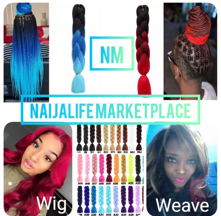 Hunger is not on Lockdown! Shop From Home and Lose Weight - Buy Food, Hair & Fabric at Naijalife Marketplace - Brand Spur
