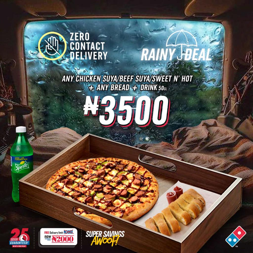 Whatever your plans are this June, Domino's Pizza, Cold Stone Creamery and Pinkberry Yoghurt Got You Covered - Brand Spur